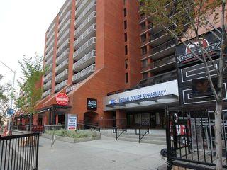 Main Photo: 905 10125 109 Street in Edmonton: Zone 12 Condo for sale : MLS®# E4125368