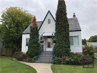 Main Photo: 186 Despins Street in Winnipeg: Residential for sale (2A)  : MLS®# 1827202