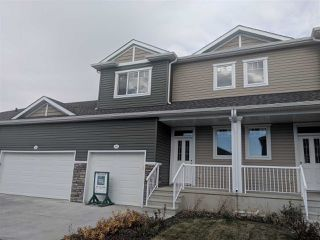 Main Photo: 61 18230 104A Street in Edmonton: Zone 27 Townhouse for sale : MLS®# E4134017