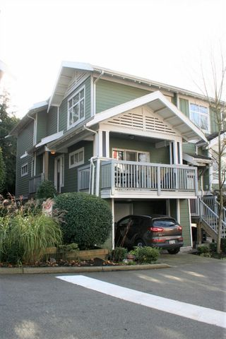"""Photo 2: 86 15168 36 Avenue in Surrey: Morgan Creek Townhouse for sale in """"Solay"""" (South Surrey White Rock)  : MLS®# R2321918"""