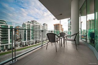 "Photo 15: 708 1633 ONTARIO Street in Vancouver: False Creek Condo for sale in ""KAYAK"" (Vancouver West)  : MLS®# R2333563"