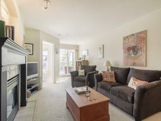 "Photo 3: 306 5723 COLLINGWOOD Street in Vancouver: Dunbar Condo for sale in ""CHELSEA AT SOUTHLANDS"" (Vancouver West)  : MLS®# R2339006"