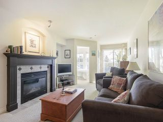 "Photo 4: 306 5723 COLLINGWOOD Street in Vancouver: Dunbar Condo for sale in ""CHELSEA AT SOUTHLANDS"" (Vancouver West)  : MLS®# R2339006"