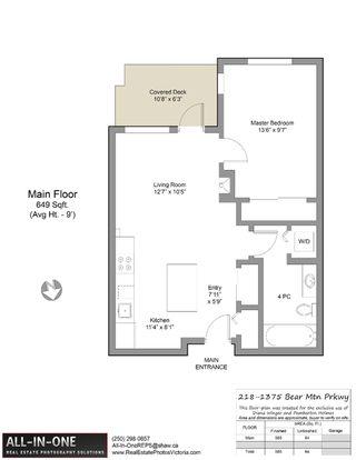 Photo 26: 218 1375 Bear Mountain Parkway in VICTORIA: La Bear Mountain Condo Apartment for sale (Langford)  : MLS®# 407561