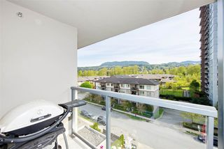 "Photo 7: 707 651 NOOTKA Way in Port Moody: Port Moody Centre Condo for sale in ""SAHALEE"" : MLS®# R2361626"