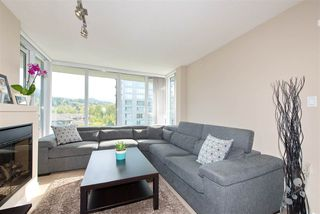 "Photo 2: 707 651 NOOTKA Way in Port Moody: Port Moody Centre Condo for sale in ""SAHALEE"" : MLS®# R2361626"
