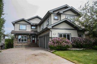 Main Photo: 261 Galland Close in Edmonton: Zone 58 House for sale : MLS®# E4161114