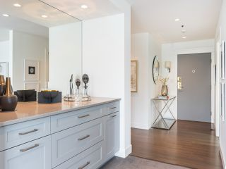 "Photo 27: 407 1551 MARINER Walk in Vancouver: False Creek Condo for sale in ""LAGOONS"" (Vancouver West)  : MLS®# R2383720"