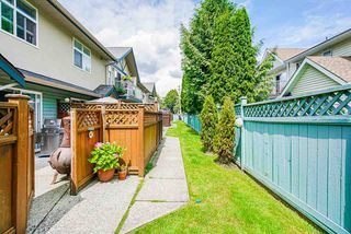 "Photo 24: 7 20258 MICHAUD Crescent in Langley: Langley City Townhouse for sale in ""Tudor Place"" : MLS®# R2474005"