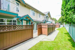 "Photo 23: 7 20258 MICHAUD Crescent in Langley: Langley City Townhouse for sale in ""Tudor Place"" : MLS®# R2474005"