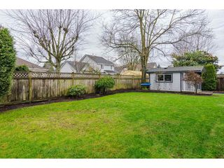 """Photo 34: 21820 46 Avenue in Langley: Murrayville House for sale in """"Murrayville"""" : MLS®# R2528358"""