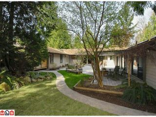 """Photo 10: 13386 CRESCENT Road in Surrey: Elgin Chantrell House for sale in """"Crescent Heights"""" (South Surrey White Rock)  : MLS®# F1107471"""