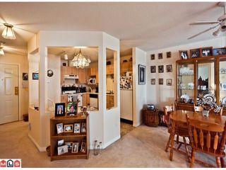 """Photo 4: 509 12101 80 Avenue in Surrey: Queen Mary Park Surrey Condo for sale in """"SURREY TOWN MANOR"""" : MLS®# F1109543"""