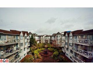 """Photo 1: 509 12101 80 Avenue in Surrey: Queen Mary Park Surrey Condo for sale in """"SURREY TOWN MANOR"""" : MLS®# F1109543"""