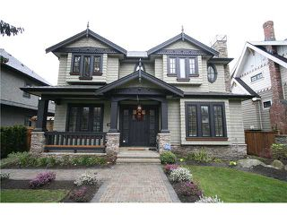 Photo 1: 3656 W 38TH Avenue in Vancouver: Dunbar House for sale (Vancouver West)  : MLS®# V884194