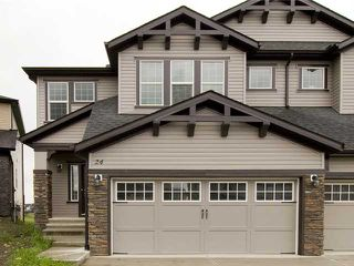 Photo 1: 24 SAGE HILL Point NW in CALGARY: Sage Hill Residential Attached for sale (Calgary)  : MLS®# C3479090