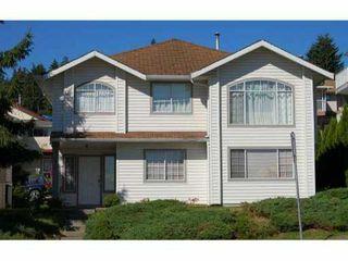 Photo 1: 1274 JOHNSON Street in Coquitlam: Scott Creek House for sale : MLS®# V905081