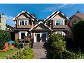 Photo 1: 2549 W 41ST Avenue in Vancouver: Kerrisdale House 1/2 Duplex for sale (Vancouver West)  : MLS®# V906143