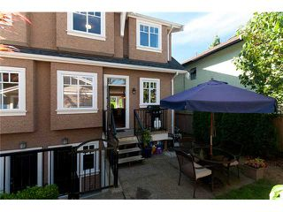 Photo 10: 2549 W 41ST Avenue in Vancouver: Kerrisdale House 1/2 Duplex for sale (Vancouver West)  : MLS®# V906143