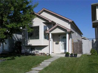 Photo 1: 48 ERIN Circle SE in CALGARY: Erinwoods Residential Detached Single Family for sale (Calgary)  : MLS®# C3494846
