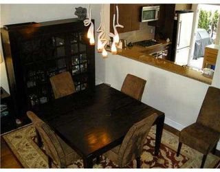 """Photo 8: 995 W 38TH Avenue in Vancouver: Cambie Townhouse for sale in """"HAMLIN MEWS"""" (Vancouver West)  : MLS®# V918301"""