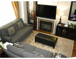 """Photo 7: 995 W 38TH Avenue in Vancouver: Cambie Townhouse for sale in """"HAMLIN MEWS"""" (Vancouver West)  : MLS®# V918301"""