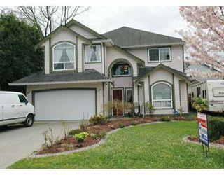 Photo 1: 20488 115TH AV in Maple Ridge: Southwest Maple Ridge House for sale : MLS®# V583554