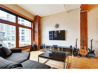 Photo 2: 505 518 BEATTY Street in Vancouver: Downtown VW Condo for sale (Vancouver West)  : MLS®# V990528