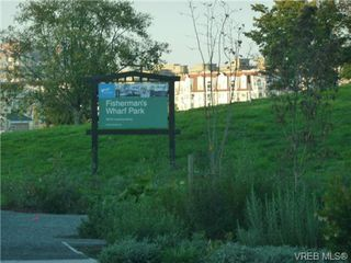 Photo 15: 119 St. Lawrence Street in VICTORIA: Vi James Bay Strata Duplex Unit for sale (Victoria)  : MLS®# 331823