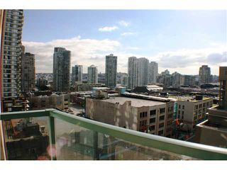 "Photo 9: # 1108 939 HOMER ST in Vancouver: Yaletown Condo for sale in ""THE PINNACLE"" (Vancouver West)  : MLS®# V1050703"