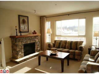 """Photo 2: 13 5255  201A ST in Langley: Langley City Townhouse for sale in """"Kensington Court"""" : MLS®# F1128048"""
