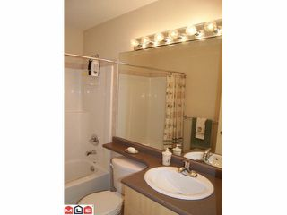 """Photo 7: 13 5255  201A ST in Langley: Langley City Townhouse for sale in """"Kensington Court"""" : MLS®# F1128048"""