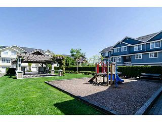 "Photo 20: 38 935 EWEN Avenue in New Westminster: Queensborough Townhouse for sale in ""COOPER'S LANDING"" : MLS®# V1063837"