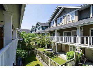 "Photo 10: 38 935 EWEN Avenue in New Westminster: Queensborough Townhouse for sale in ""COOPER'S LANDING"" : MLS®# V1063837"