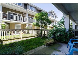 "Photo 11: 38 935 EWEN Avenue in New Westminster: Queensborough Townhouse for sale in ""COOPER'S LANDING"" : MLS®# V1063837"
