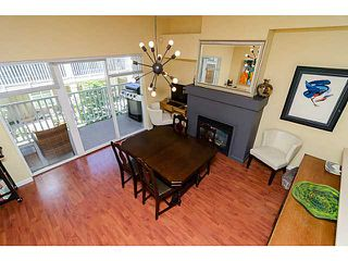 "Photo 8: 38 935 EWEN Avenue in New Westminster: Queensborough Townhouse for sale in ""COOPER'S LANDING"" : MLS®# V1063837"