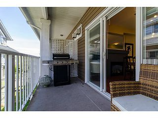 "Photo 9: 38 935 EWEN Avenue in New Westminster: Queensborough Townhouse for sale in ""COOPER'S LANDING"" : MLS®# V1063837"