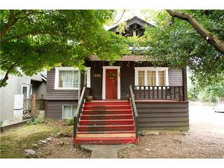 "Photo 1: 3696 W 2ND Avenue in Vancouver: Kitsilano House for sale in ""Kitsilano"" (Vancouver West)  : MLS®# V1090176"