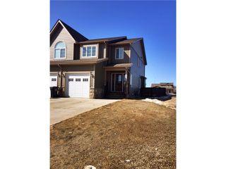 Main Photo: 11732 97TH Street in Fort St. John: Fort St. John - City NE House 1/2 Duplex for sale (Fort St. John (Zone 60))  : MLS®# N242123