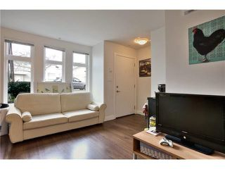 "Photo 3: 106 5568 KINGS Road in Vancouver: University VW Townhouse for sale in ""GALLERIA"" (Vancouver West)  : MLS®# V1109797"