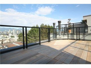 "Photo 17: 1337 W 8TH Avenue in Vancouver: Fairview VW Townhouse for sale in ""FAIRVIEW VILLAGE"" (Vancouver West)  : MLS®# V1114051"