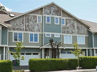 Photo 1: 3 4079 Douglas St in VICTORIA: SE High Quadra Row/Townhouse for sale (Saanich East)  : MLS®# 704538