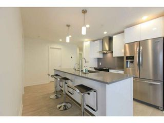 """Photo 4: 507 733 W 3RD Street in North Vancouver: Hamilton Condo for sale in """"THE SHORE"""" : MLS®# V1134598"""