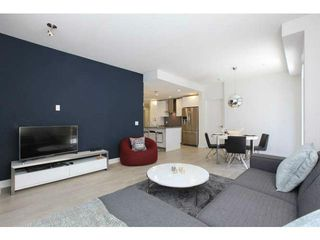 "Photo 1: 507 733 W 3RD Street in North Vancouver: Hamilton Condo for sale in ""THE SHORE"" : MLS®# V1134598"