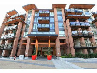 "Photo 2: 507 733 W 3RD Street in North Vancouver: Hamilton Condo for sale in ""THE SHORE"" : MLS®# V1134598"