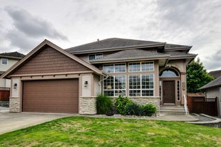 """Photo 1: 6880 181 Street in Surrey: Cloverdale BC House for sale in """"CLOVERWOODS"""" (Cloverdale)  : MLS®# R2001662"""