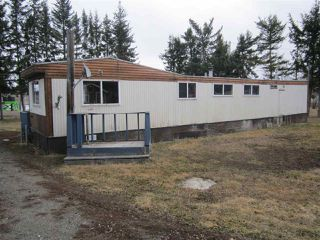 Photo 1: 5168 WATSON LAKE Road in 108 Mile Ranch: 108 Ranch Manufactured Home for sale (100 Mile House (Zone 10))  : MLS®# R2047420