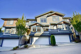 "Photo 1: 30 14462 61A Avenue in Surrey: Sullivan Station Townhouse for sale in ""Ravina"" : MLS®# R2108043"