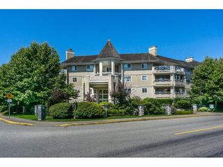 """Photo 1: 207 20145 55A Avenue in Langley: Langley City Condo for sale in """"Blackberry Lane II"""" : MLS®# R2130466"""