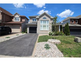 Photo 1: 103 YORKBERRY GATE in : Hunt Club/Western Community Residential for rent : MLS®# 1022033